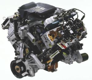 Duramax engine