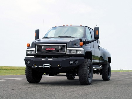 Gmc Topkick C4500 And C4500hd Specs Fordiesels Blog