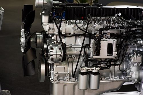 glow plugs in engine