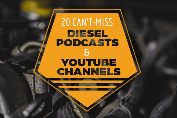 diesel podcasts and youtube channels