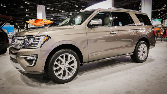 ford expedition denver auto show
