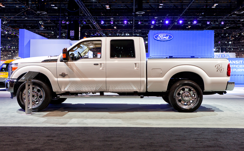 Ford F250 Power Stroke Edition pickup