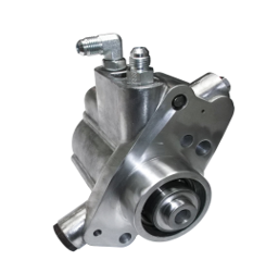car part pump isolated