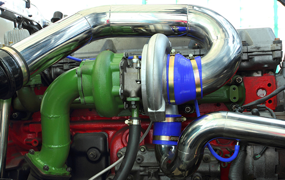 diesel engine turbocharger