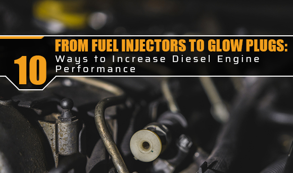 fuel injectors glow plugs
