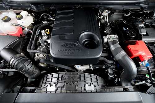 turbo diesel engine ford everest